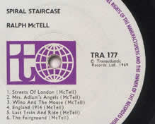 Spiral Staircase Record